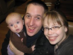 At Cedar's restaurant in Detroit Lake